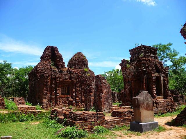 Sanctuaire de My Son au Vietnam