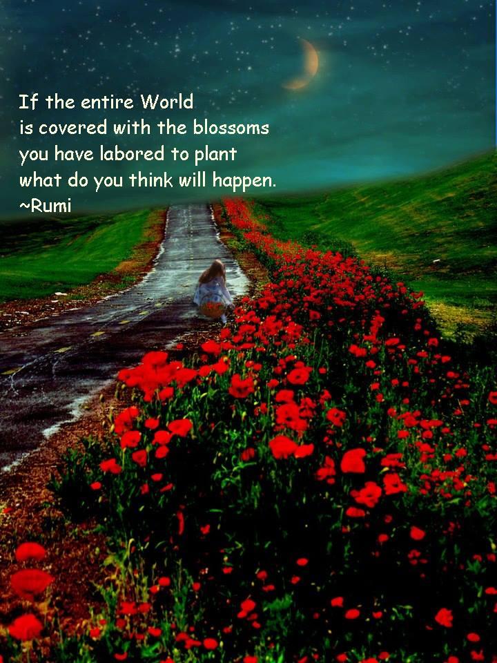 Rumi Quotes On Change. QuotesGram