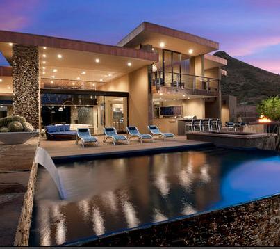 Fotos de terrazas terrazas y jardines terraza de casas for Casa minimalistas