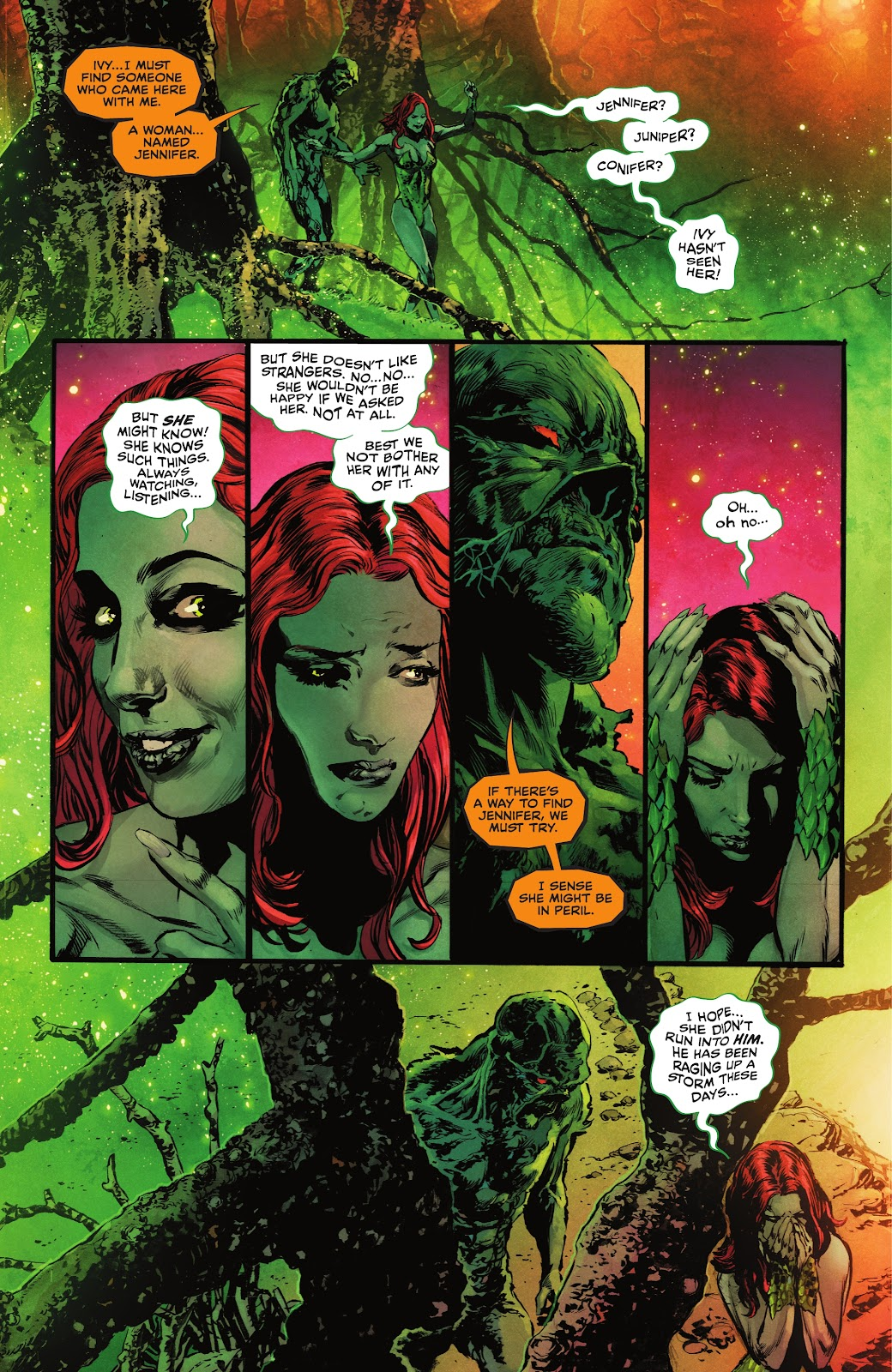 The Swamp Thing issue 3 - Page 9