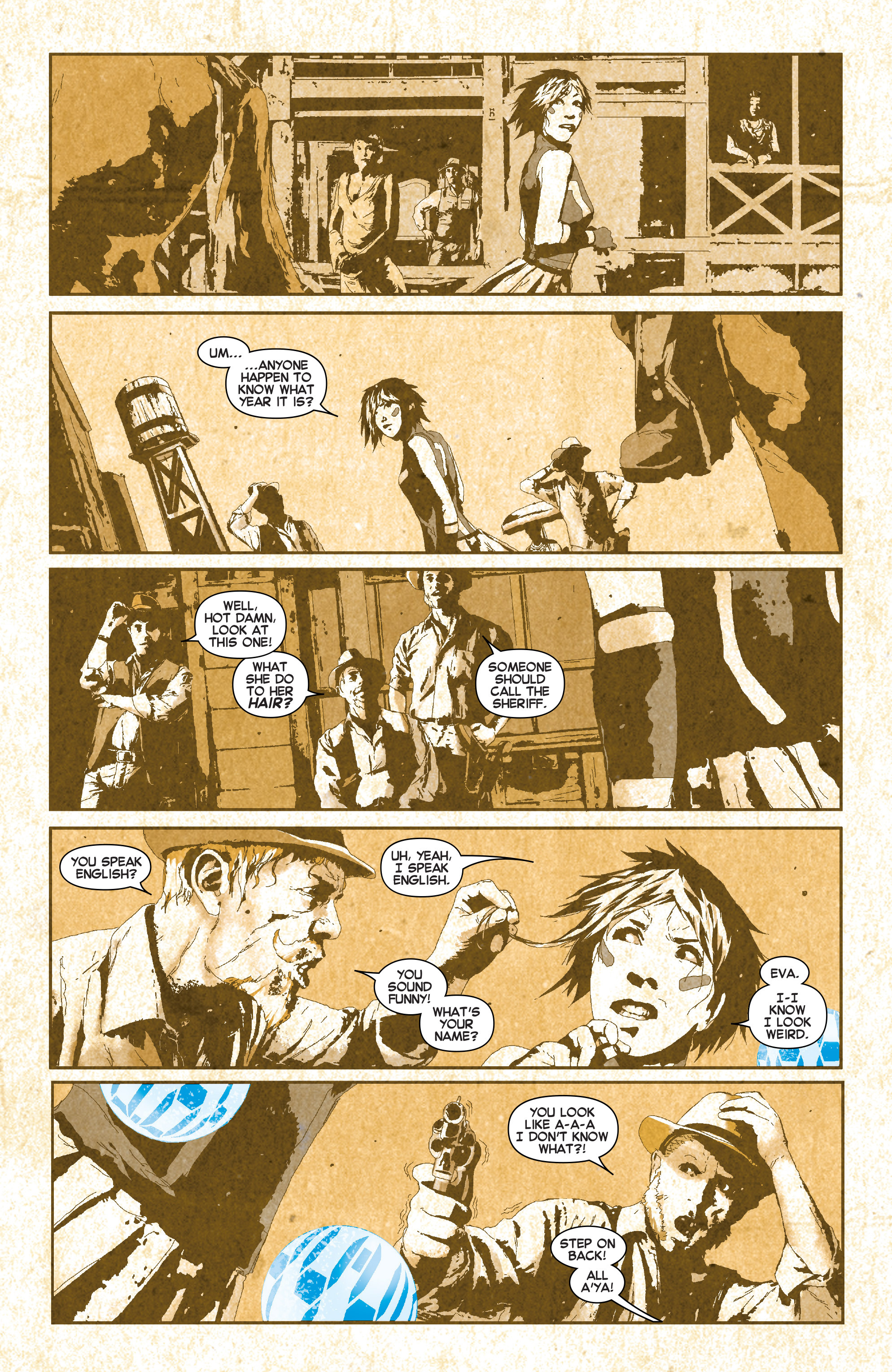 Read online Uncanny X-Men (2013) comic -  Issue # Annual 1 - 10