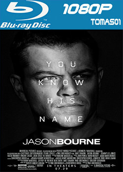 Jason Bourne (2016) BDRip 1080p DTS