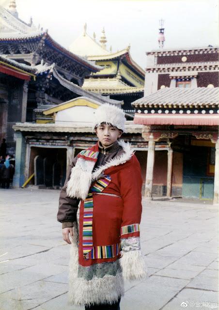 Kim Jin Han Kid Picture