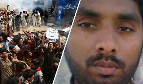 Pakistani Man To Be Executed After Posting A Blasphemous Facebook Status