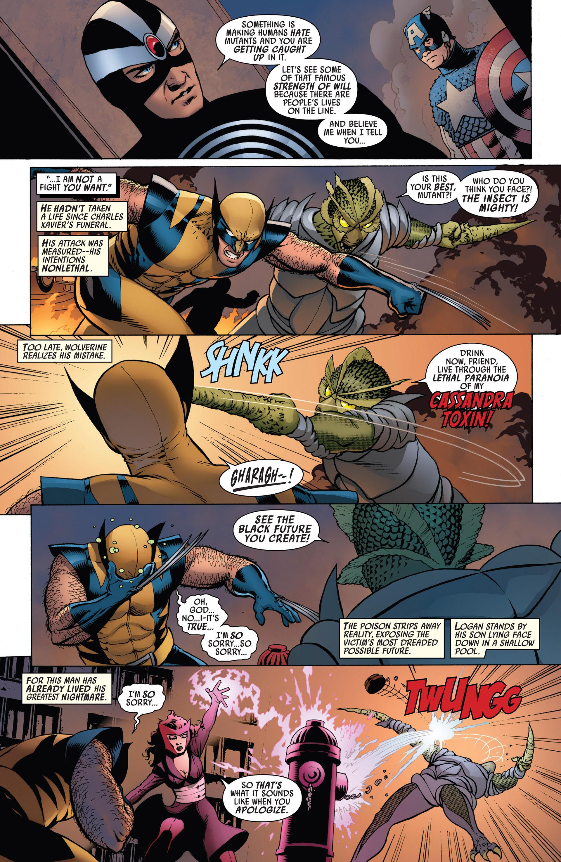 Read online Uncanny Avengers (2012) comic -  Issue #3 - 17
