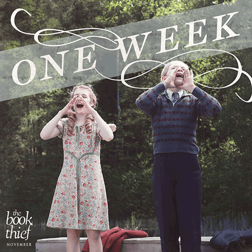 the book thief countdown one week