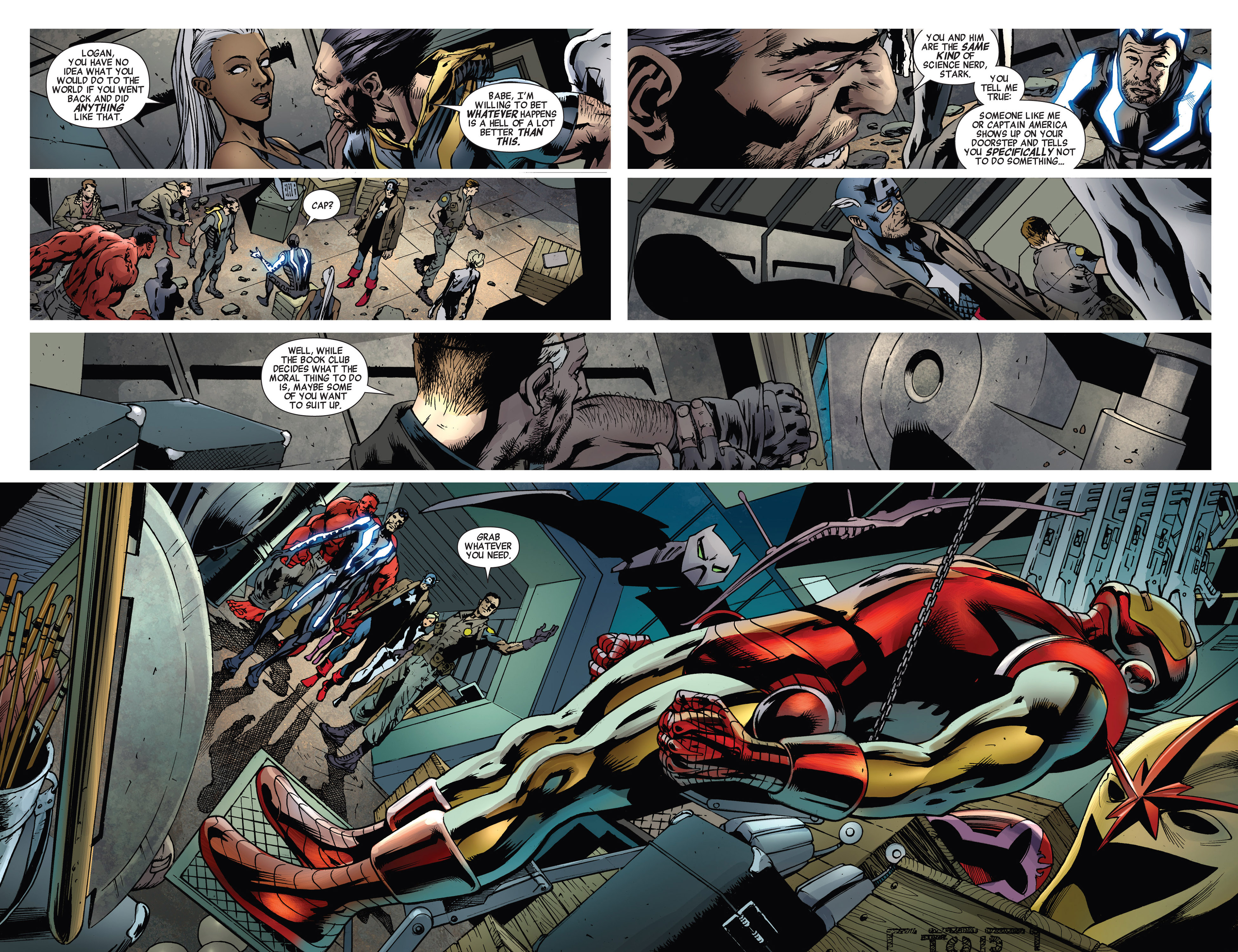 Read online Age of Ultron comic -  Issue #5 - 15