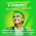 Em Itaporanga, carreata e comício serão realizados neste sábado por apoiadores do candidato a presidência Jair Bolsonaro