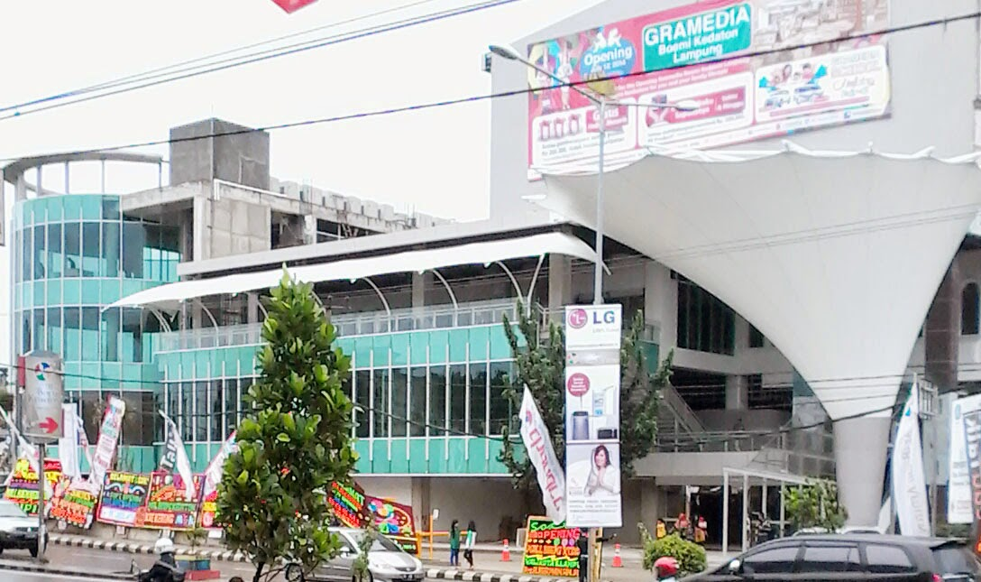 Gedung Mall Bumi Kedaton