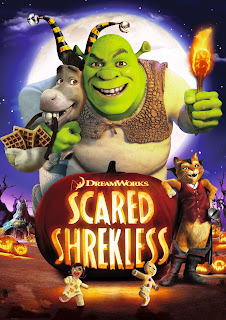Scared Shrekless Desene Animate Online Dublate si Subtitrate in Limba Romana Disney HD Gratis