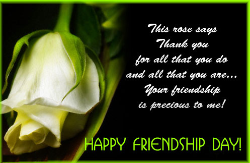 Friendship Day Cute Messages