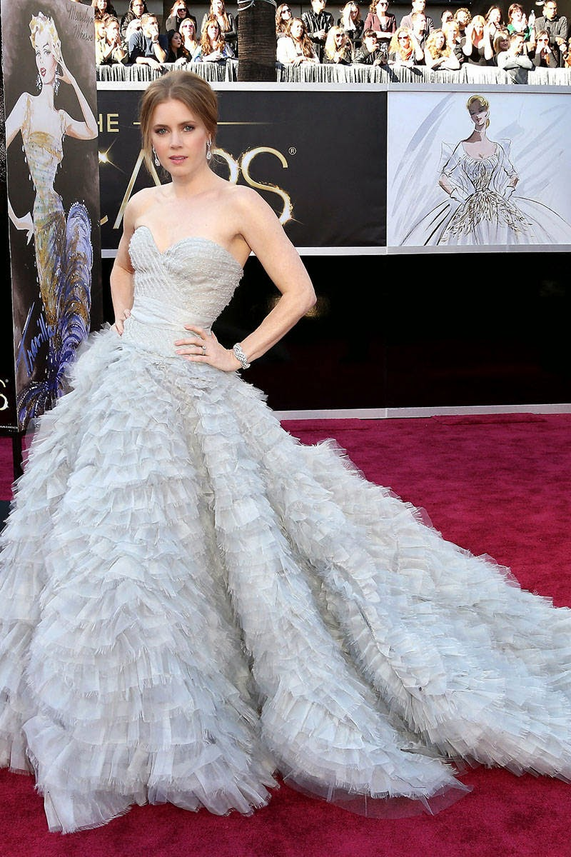 Oscar de la Renta - Kelly Elizabeth Style