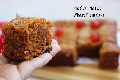 Plum Cake wheat plum cake ayeshas Christmas recipe cake recipes for Christmas wheat cake healthy plum cake no oven no egg Cake recipe eggless cakes