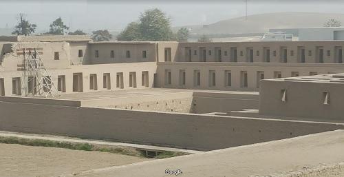 Complejo Arqueológico Pachacamac