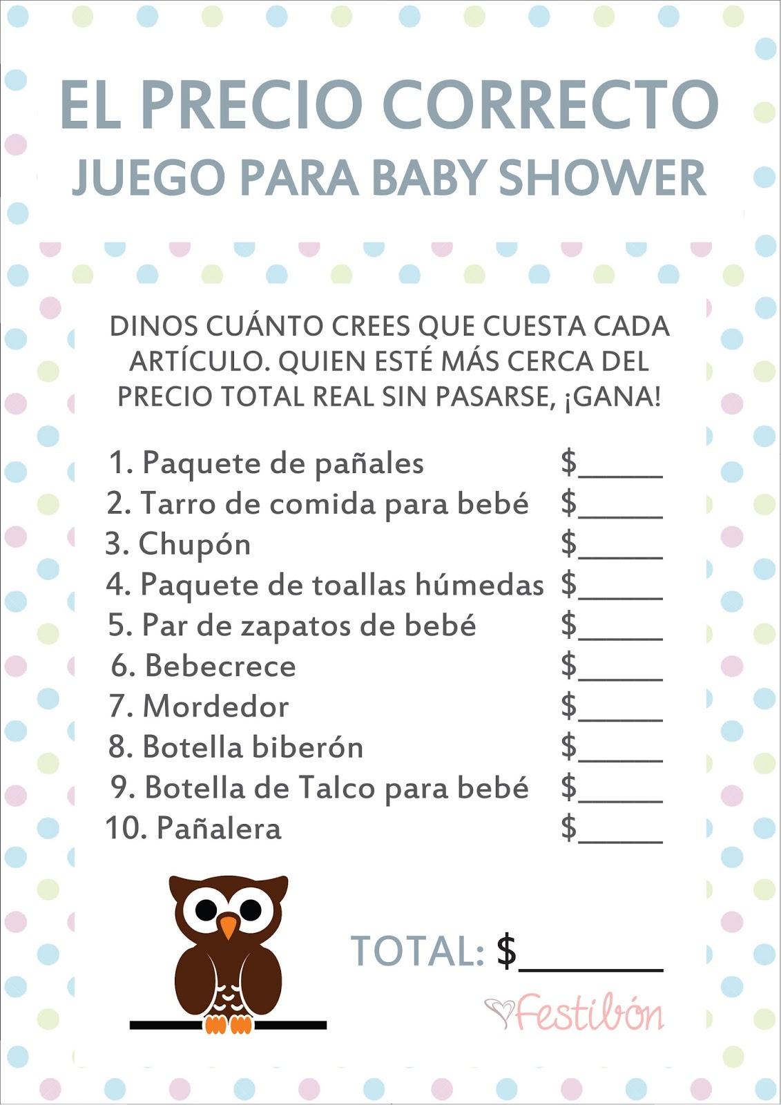 Ponle El Chupon Al Bebe Juego