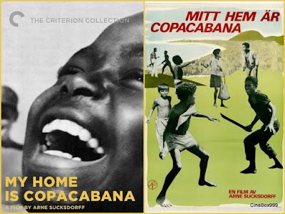 Mitt hem är Copacabana / My Home Is Copacabana. 1965.