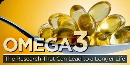 Omega-3, terbaik untuk perkembangan IQ dan kesihatan kardiovaskular manusia