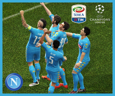 GDB SSC NAPOLI 2016/17 by Guitar®