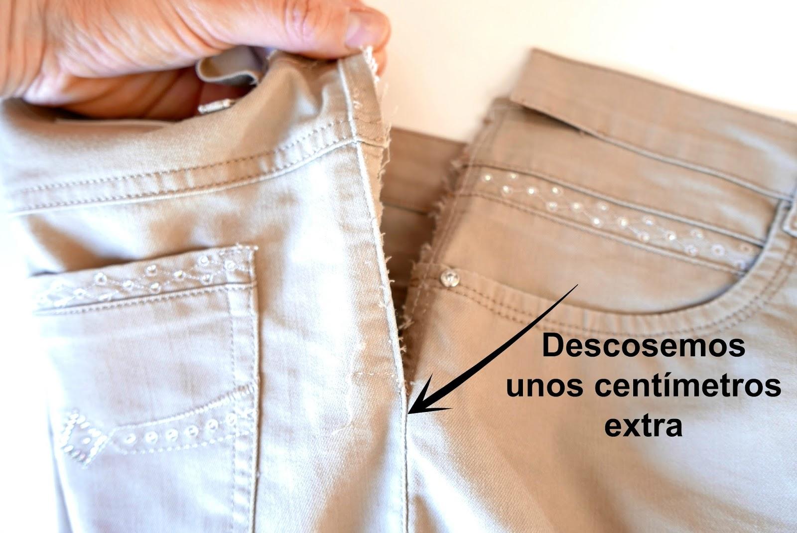 Colours For Baby Curso De Costura Gratis Cómo Estrechar La Cintura De Un Pantalón