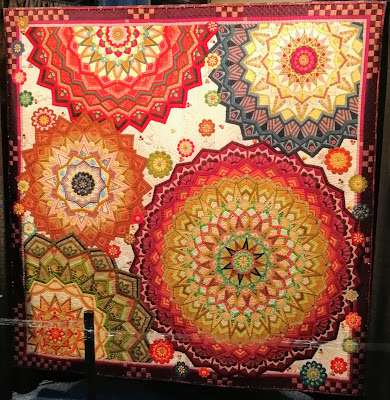 Creates Sew Slow: Houston International Quilt Festival 2018: The Exhibitions Part Two