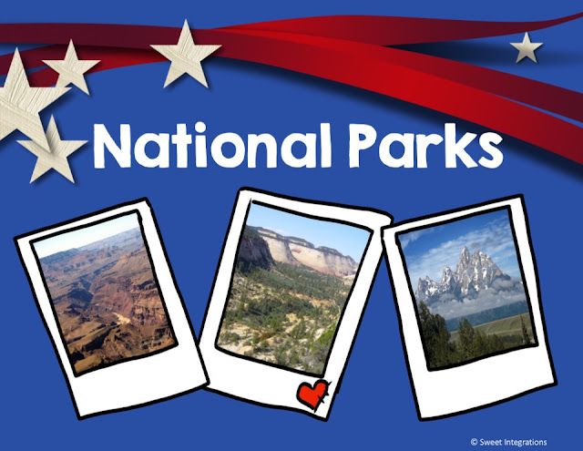 Let's celebrate the centennial of our National Parks Service. This blog post gives 5 ways to incorporate project based learning.