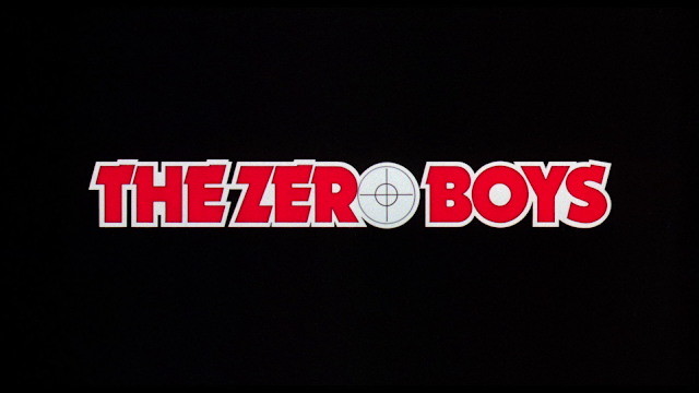 The Zero Boys Blu-ray screen cap