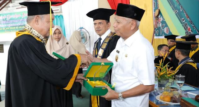 Rektor IAIDU Kisaran