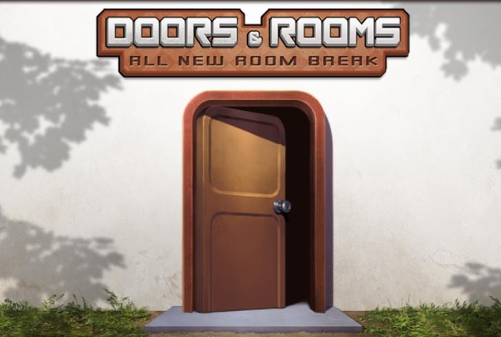 密室逃脫 (Doors&Room) 動動腦尋找逃生提示