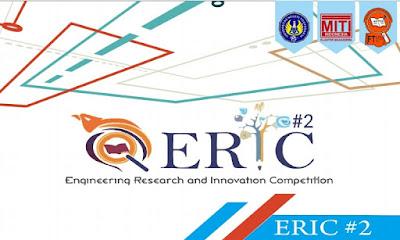 Lomba ERIC #2 UNY 2018 Untuk Mahasiswa