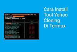 Cara Install Tools Vbug Di Termux - 1001Official
