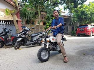 Dijual Honda Monkey Th 81 Harga 32 Jutah