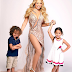 Mariah Carey Post Beautiful Photo Of Her And Her Twins [PHOTO]