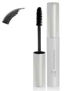E.L.F. Cosmetics, Volumizing Mascara, Black, 0.088 oz (2.5 g)