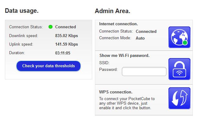 Connect Modem