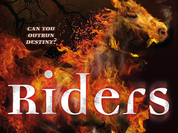 [Rezension] Riders - Veronica Rossi