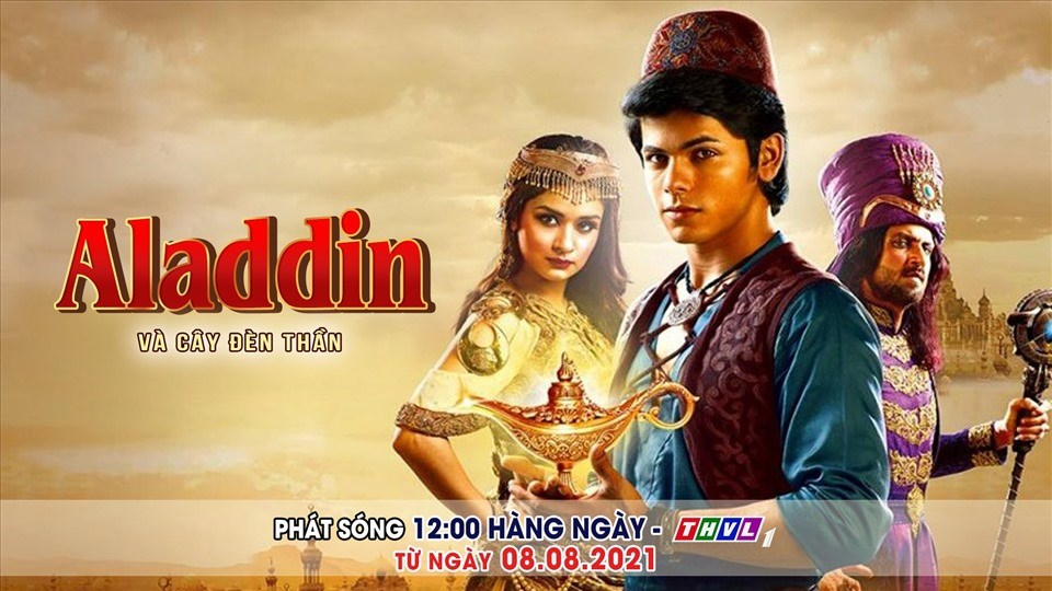 Aladin Và Cây Đèn Thần