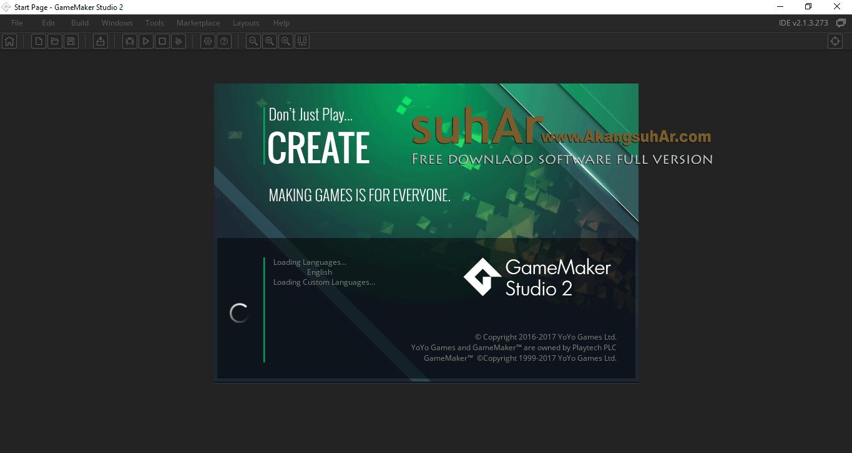 Free Download GameMaker Studio Ultimate Full Version