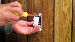Instalaciones eléctricas residenciales - cambio de apagador