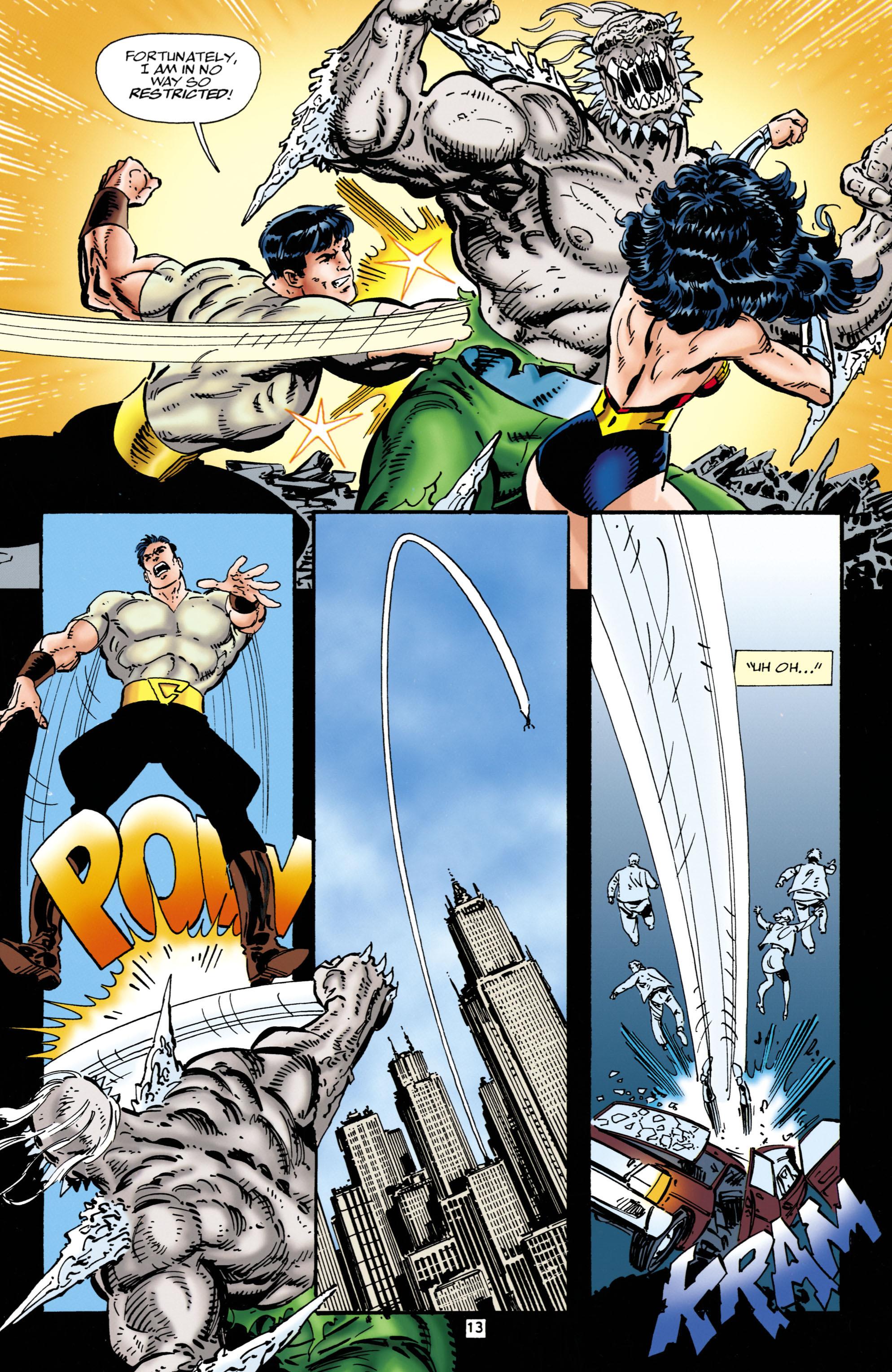 Read online Wonder Woman (1987) comic -  Issue #111 - 13
