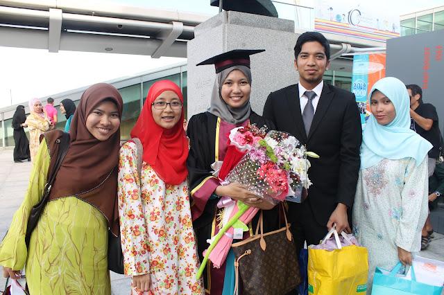 Tahniah Dr Nurliyana Ain