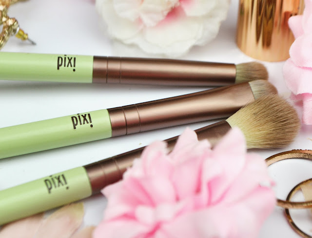 Lovelaughslipstick blog www.lovelaughslipstick.com Pixi Beauty Makeup Brushes