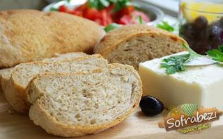 Ev Yapimi Kepekli Ekmek