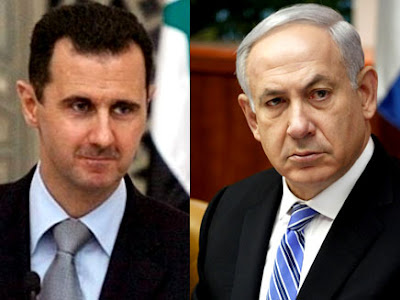Israel adverte Assad por permitir bases do Irã na Síria