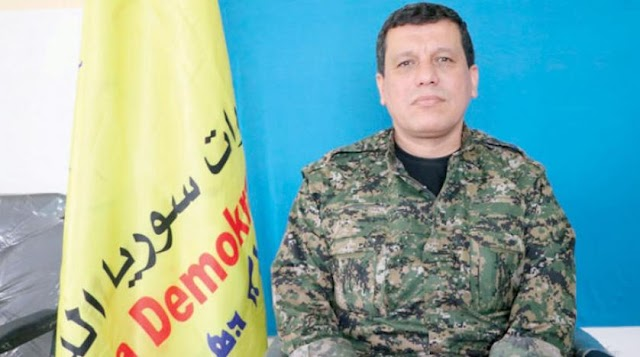 القائد العام لقسد: سنحارب لاسترجاع مدينة عفرين