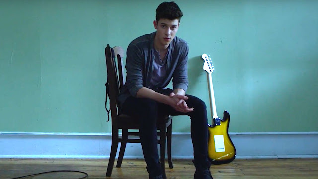 Shawn Mendes y su conciencia contra la violencia doméstica (Video)
