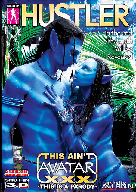 Ever Since James Camerons  D Science Fiction Epic Avatar Broke Box Office Records Media Outlets Have Been Writing Stories About The First  D Porn