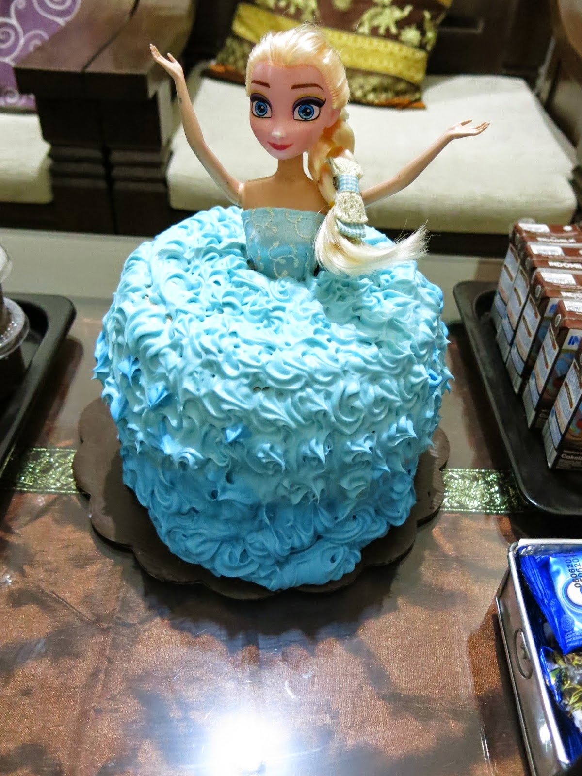 Blognya Ima: Filzah 5 th B'day Party