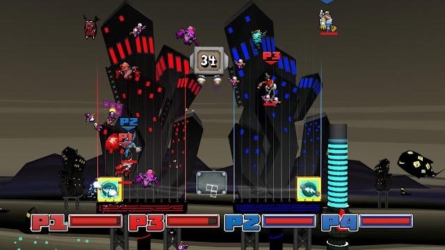 Slam Bolt Scrappers PC Full FANiSO