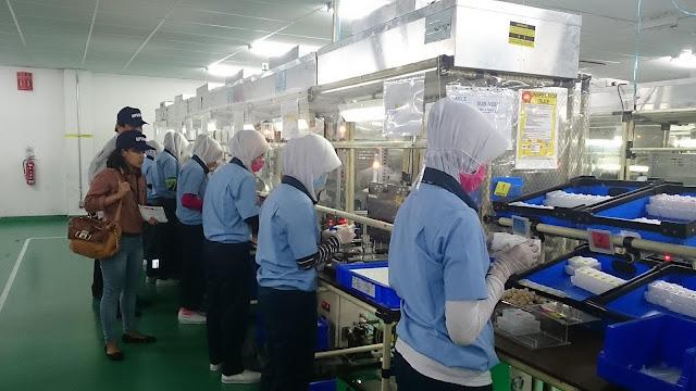 Lowongan Kerja Operator Produksi Lulusan SMA SMK Sederajat PT. Maruhachi Indonesia