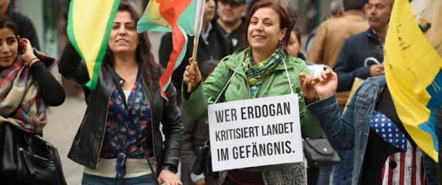 Kurdische Gemeinde warnt vor Flüchtlingswelle aus der Türkei